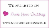 Book Your Wedding for wedding venues, dresses, cakes, photographers and more